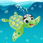Sally the Sea Turtle